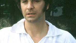 Colin Firth got his big break as Mr Darcy in Pride and Prejudice. Picture: Supplied