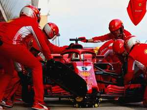 Ferrari fights back with F1 fireworks