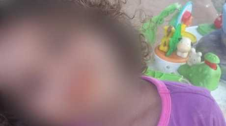 A two-year-old girl was allegedly raped in Tennant Creek.