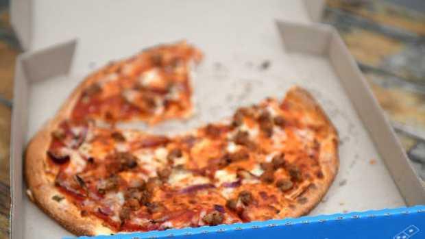 British pizza chain Domino's full-year profit beats