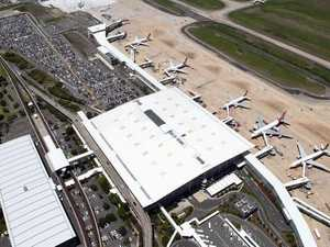 CHAOS: 'Security matter' sends airport into meltdown