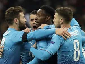 EL Wrap: Arsenal's huge result, Dortmund stunned