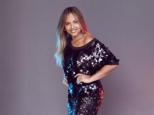 Jessica Mauboy will perform We Got Love at Eurovision Picture: SBS