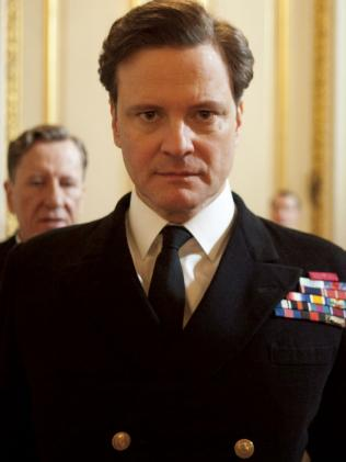 Colin Firth won the Best Actor Oscar for The King's Speech. Picture: Supplied