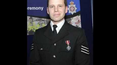 Detective Sergeant Nick Bailey. Picture: Wiltshire Police