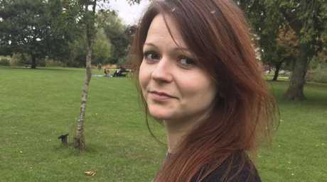 Yulia Skripal. Picture: Facebook