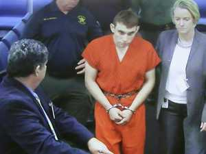 Florida shooter sent chilling texts before rampage
