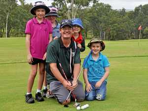 Junior clinics training Monto's next pro