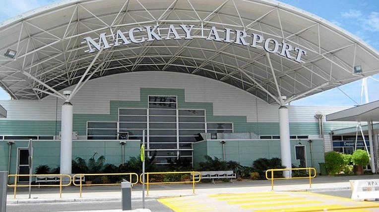 ACTING FAST: Mackay airport will amp up security presence due to the recent 'plane bomb' terror plot in Sydney.