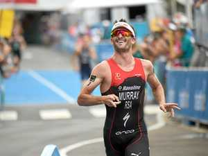 Murray takes top honours at Mooloolaba ITU World Cup