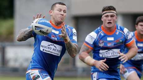 Todd Carney in action for Northern Pride. Picture: AAP/TIM MARSDEN