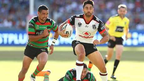 Shaun Johnson was excellent for the Warriors.