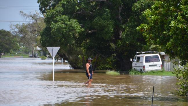 Ingham floods Photo Credit: Chris Lees