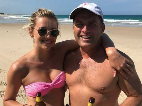 The happy couple are going on a honeymoon. Picture: Instagram