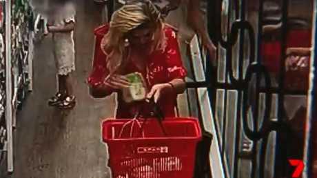 Alleged shoplifting at Chevron Island Spar.