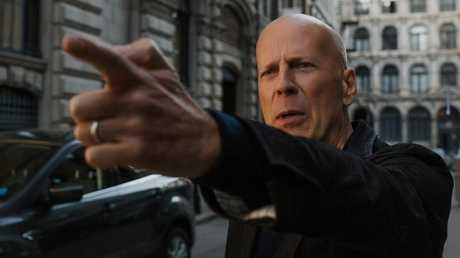 Bruce Willis stars as Paul Kersey in the nasty, violent vigilante fantasy Death Wish.