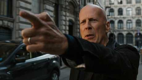 Bruce Willis stars as Paul Kersey in the nasty, violent vigilante fantasy Death Wish.