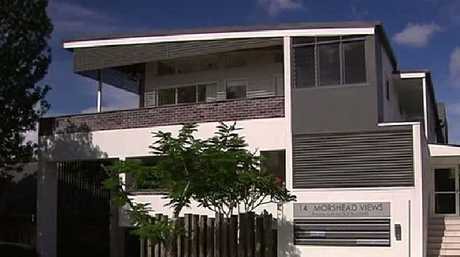 This brand-new property was allegedly trashed by the same women. Source: Seven News.