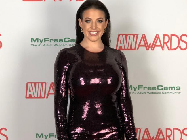 While she has enjoyed the body positivity of working as a porn star, Angela White admits there's personal downsides to the industry, including regular discrimination.