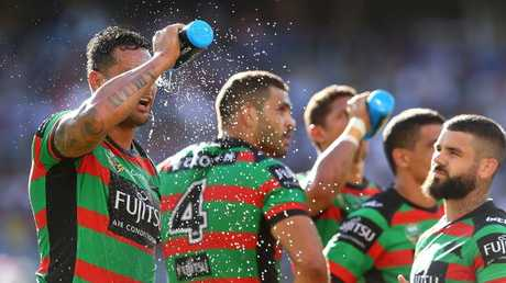 Greg Inglis was quiet on return.