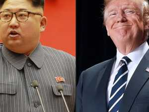 Trump 'in great mood' about Kim