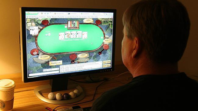 Online poker is a secret, lucrative world.