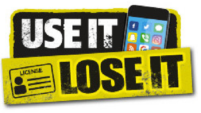 The Sunday Telegraph launched the Use It, Lose It campaign.