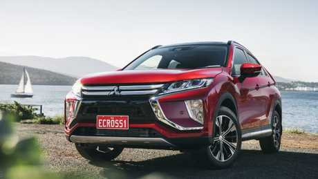 Supplied Cars Page 3: Mitsubishi Eclipse Cross