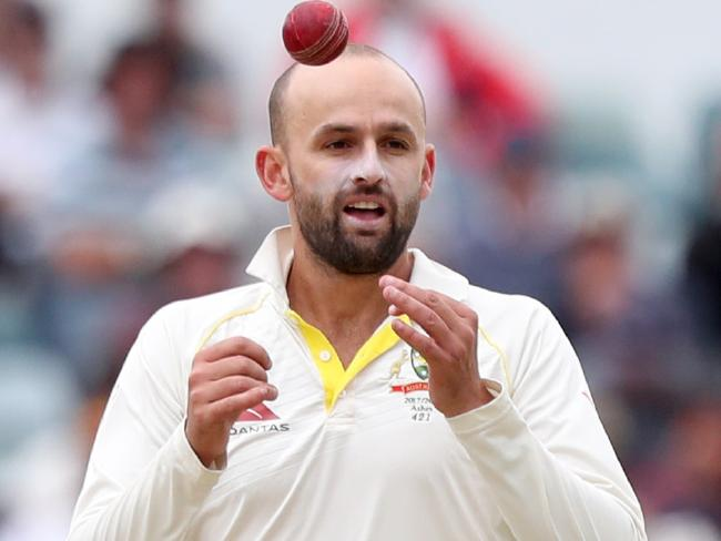 Nathan Lyon is primed for the third Test.