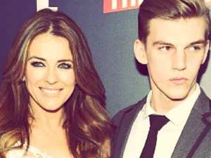 Liz Hurley's nephew viciously stabbed on London street