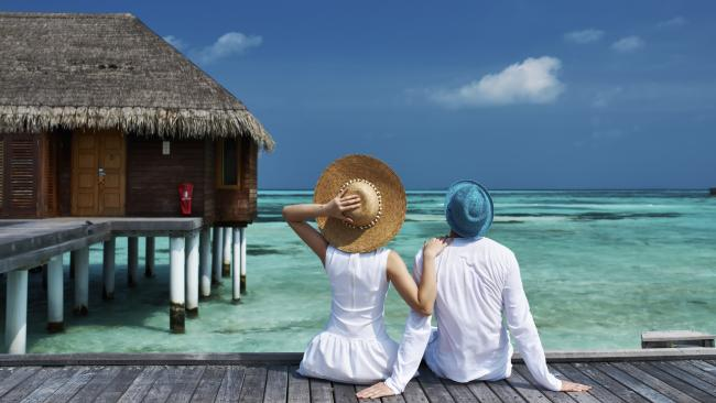 Honeymoons are one of the things that push people into the costliest year of their lives.