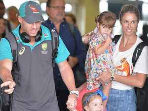 FRESH 'DISGRACE': Shameful attack targets Warner's wife