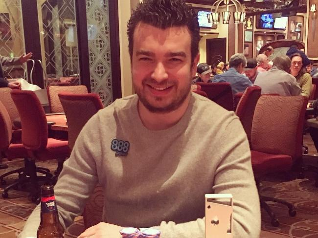 Chris Moorman built a reputation as the best online poker player on earth.