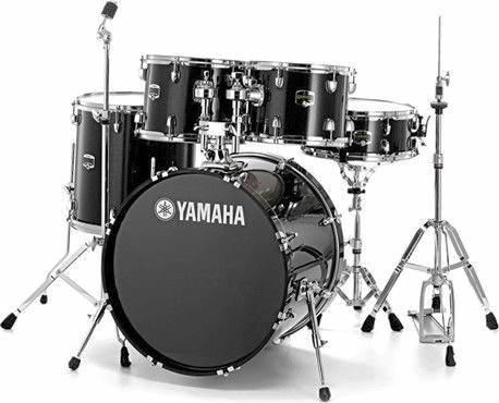 A drum kit was offered for sale.
