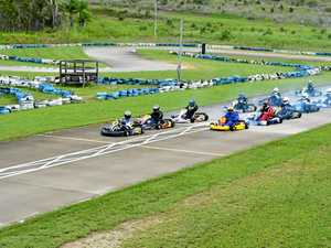 Rules put the brakes on karting club racers