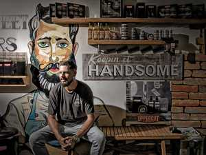 Old school barber a cut above the rest