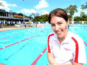 Why the MS Swimathon is so important for Rocky woman