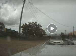 WATCH: Dashcam footage of Bundy rear-ender goes viral