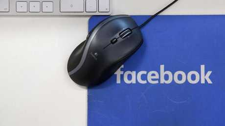 What was once the social media giant of the world is slowly losing its loyal followers. Picture: AFP