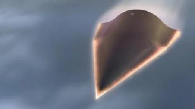 The Tactical Boost Glide program is a joint DARPA-US air force effort that aims to develop and demonstrate technologies that enable future air-launched, tactical-range hypersonic boost glide systems. Picture: Lockheed Martin
