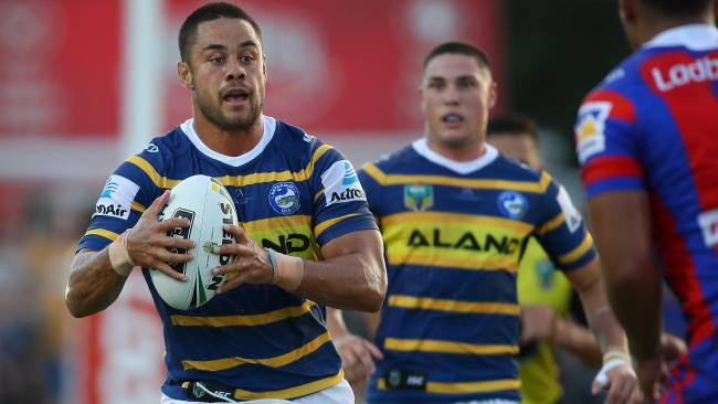 Hayne is just one of the boys now. (Tony Feder/Getty Images)