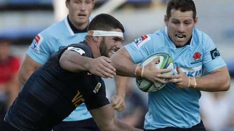 Bernard Foley will be keen to make amends against the Rebels.