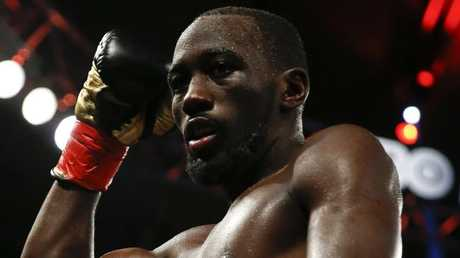 Terence Crawford has a 78% KO record.