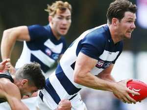 Dangerfield injury puts heat on Ablett