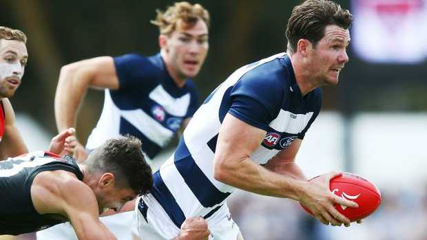 Patrick Dangerfield is in doubt for round one.