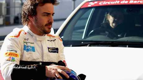 Fernando Alonso deserves better luck in 2018.