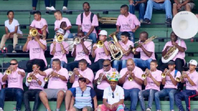 The St Georges Band in Port Elizabeth, South Africa