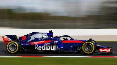 Toro Rosso impressed in Barcelona.