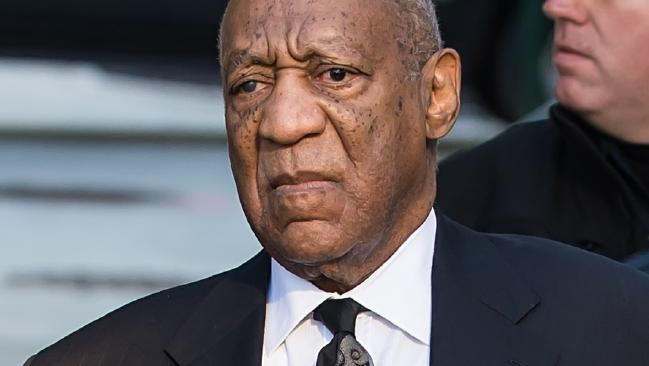 Bill Cosby seen during a pre-trial hearing. Picture: MEGA