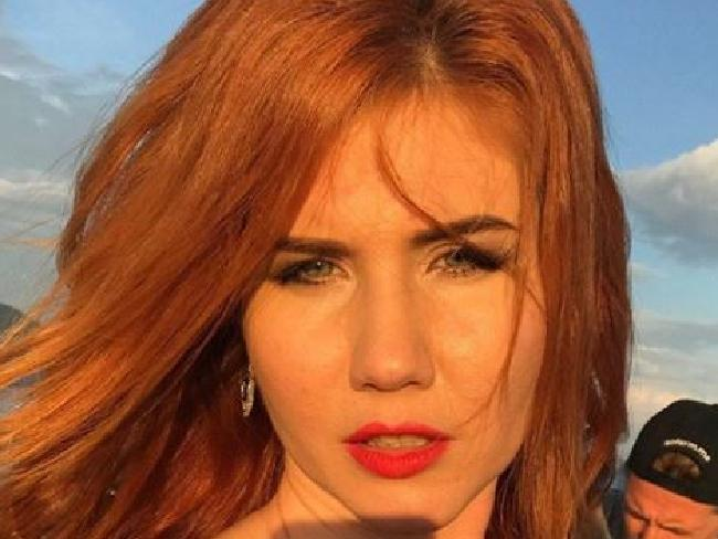 Anna Chapman is incredibly popular in Russia. Picture: Supplied